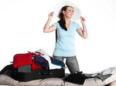 Om du vill packa så lite som möjligt så använd 1-2-3-4-5-6-metoden