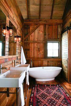 Rustic Home Design Inspiration « Canadian Log Homes
