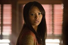 "The Vampire Diaries -- ""After School Special"" -- Pictured: Kat Graham as Bonnie -- Image Number: -- Photo: Bob Mahoney/The CW -- © 2012 The CW Network, LLC. All rights reserved. Vampire Diaries Season 5, Vampire Diaries Cast, Vampire Diaries The Originals, Stefan Salvatore, Hollywood Life, Hollywood Stars, Vampires, After School Special, Katerina Graham"