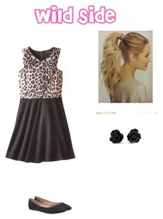 """Wild Side"" by paigeroseman12 on Polyvore featuring Lane Bryant"