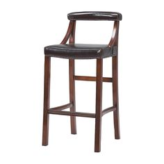 Bernhardt 29-Inch British Passages Edwardian Bar Stool - Bar Stools at Bar Stools