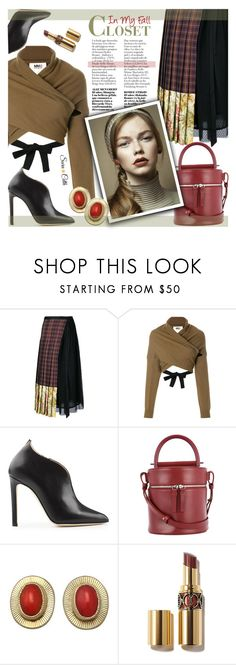 """In my Fall Closet (2)"" by sara-cdth ❤ liked on Polyvore featuring Antonio Marras, MM6 Maison Margiela, Chloe Gosselin, Building Block and Pretty Green"