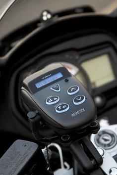 #TPXDetector and #AdaptivMount on a #Suzuki #GSX650F #AdaptivTech