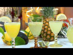 Recette Trio de citronnades