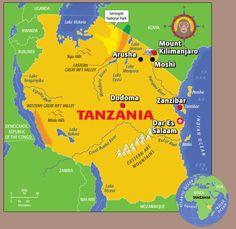 Africa: Tanzania Factfile