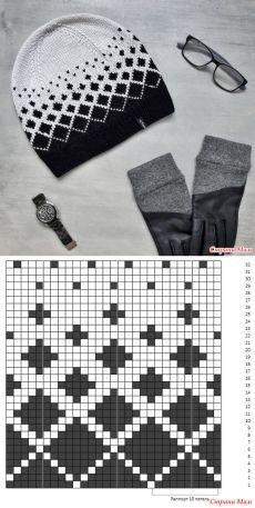 Knitting Charts, Knitting Stitches, Knitting Designs, Knitting Projects, Baby Knitting, Crochet Stitches Patterns, Stitch Patterns, Knitting Patterns, Knit Crochet