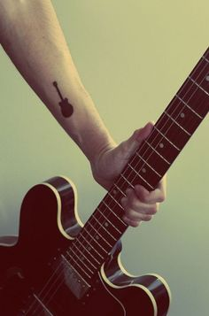 50 Music Tattoo Designs for Men and Women <3 Guitar Tattoo Design <3