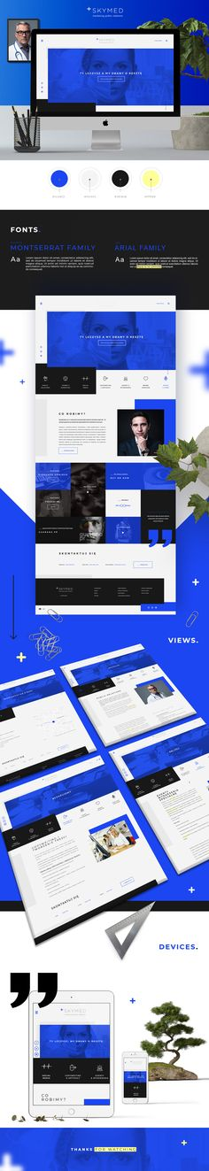 """Check out this @Behance project: """"SkyMed"""" https://www.behance.net/gallery/60636851/SkyMed"""