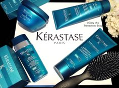 Kérastase Résistance Thérapiste Collection Review: Revitalize damaged, dry, brittle, over processed hair!