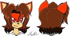 Aaron the Lion (Leo San Juan's hairstyle) by Slayer-The-Fox.deviantart.com on @DeviantArt