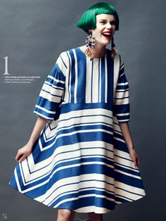 Varens Nya Looks: #StinaRappWastenson by #MarcusOhlsson for #ElleSweden February 2013