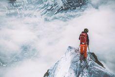 Die Innsbrucker Szene kann verdammt gut Freeriden Innsbruck, Ski Touring, Ice Climbing, Cross Country Skiing, Winter Sports, Mount Everest, Mountains, World, Travel