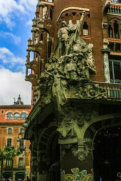 Barcelona Palau de la  Musica,  Catalonia
