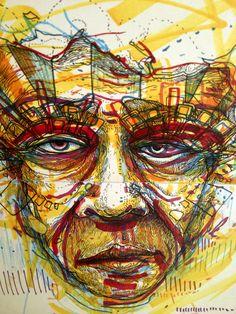 Illustration blog: http://carsonteal.tumblr.com/