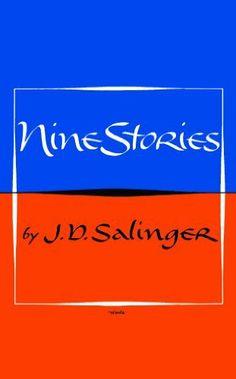 Nine Stories by J.D. Salinger, http://www.amazon.com/dp/0316769509/ref=cm_sw_r_pi_dp_YEaTrb0J56HDD