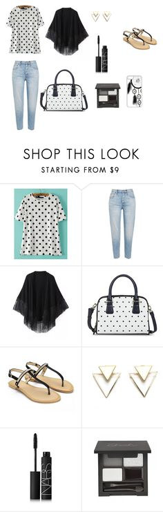 """"""""""" by fashion-style8 ❤ liked on Polyvore featuring moda, Relaxfeel, Merona, NARS Cosmetics y CellPowerCases"""