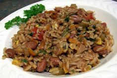 Spicy Rice and Beans. Photo by Derf