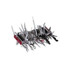 Wenger 16999 Giant Swiss Army Knife :: the only multi-tool you'll ever need :-p  :: Only $999.00 & FREE Super Saver Shipping ;-)