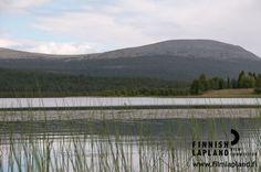 Äkäslompolo, Finnish Lapland. Photo by Janne Koskenniemi/ Ylläs Tourist Information. #filmlapland #arcticshooting #finlandlapland