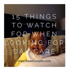 15 Things to Watch f