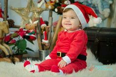 Santa Baby Baby Christmas Photos, First Christmas, Merry Christmas, Baby Pictures, Baby Photos, Santa Baby, Baby Boy Nurseries, Holiday Decor, Babies