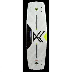 Hyperlite 2106 Kruz Bio Wakeboard Only. RUSTY MALINOSKI SIGNATURE MODEL All the shape features Rusty demanded, built with the addition of CarboNetX and Bio 3. Few Wakeboarders work as hard as Rusty Malinoski and the passion he has for the sport has been poured into his new shape, the Kruz. Available with Hyperlite's exclusive BIO 3 Core, Rusty and shaping expert Aaron Stumpf have shortened the overall length but added surface area with the board's width. The development process was…