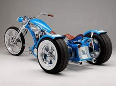 custom trike for me and my lady