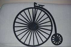 Decoration for the wall - Old bicycle