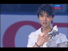Yuzuru Hanyu 羽生結弦 EX - 2014 NHK Trophy