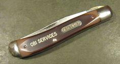 Vintage Schrade USA 194OT Old Timer CBI Lockblade Trapper Hunt Fish Pocket Knife #Schrade