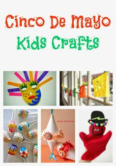 Taylor Joelle Designs: Cinco De Mayo Crafts for Kids
