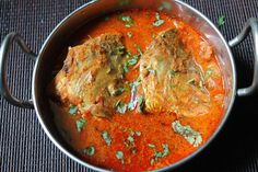 I never thought that i will make a curry entirely with fish head. Normally i throw it away, but one day hubby told me that fish head makes a tasty curry and it adds flavour to fish curry. So i decided to give it a try and i made a simple curry using it and...Read More