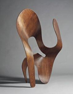 Sculpture de Charles Eames