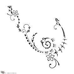 Tatuaggio di Forza interiore, Rinascita tattoo - custom tattoo designs on TattooTribes.com
