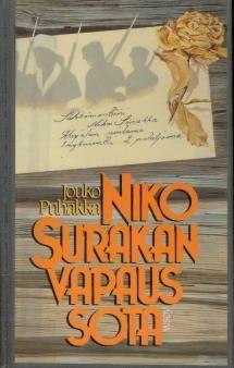 Niko Surakan vapaussota | Kirjasampo.fi - kirjallisuuden kotisivu