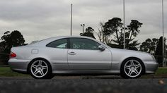 Mercedes-Benz CLK 430 V8.