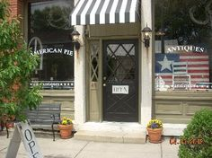 American Pie features Country Painted Antiques and Decorative Accessories at 43 N Main Street