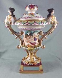 Capodimonte made in italy capodimonte pinterest price guide capo di monte collectibles price guide thecheapjerseys Images