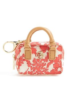 a0cd91861678 Free shipping and returns on Tory Burch  Kerrington  Satchel Key Fob at  Nordstrom.