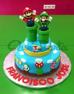 Mario y Luigi para Francisco Jose