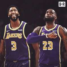 This is going to be a filthy duo. LeBron James and Anthony Davis Mvp Basketball, Basketball Quotes, Basketball Pictures, Basketball Stuff, King Lebron James, Lebron James Lakers, King James, Lebron James Wallpapers, Best Nba Players