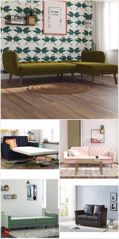 The essentials for a Zen room - Home Fashion Trend Sofa Furniture, Living Room Furniture, Sectional Sofas, Sleeper Sofas, Bamboo Bed Frame, Zen Room, Living Room Sets, Sofa Set, Sofa Design