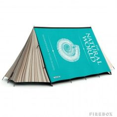 The Book Tent £495 - Take My Cash