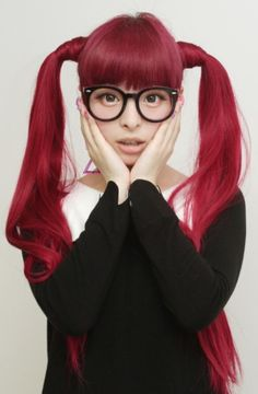 Obsessed with this chick ! Kyary Pamyu Pamyu                                                                                                                                                                                 More