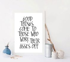 Quirky Card Quotes About Life-Graduation Card Good by mixarthouse