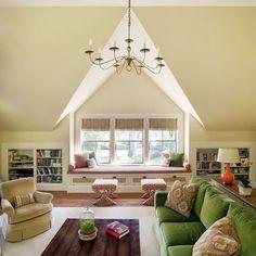 Bonus Room Above Garage Design, Pictures, Remodel, Decor and Ideas - page 7