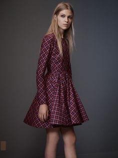 Victoria, Victoria Beckham – Fashion Week New York - Frühjahr Sommer 2014