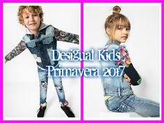 Desigual Kids Primavera 2017