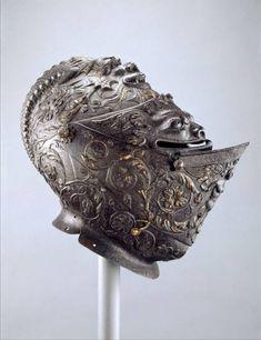 Italian renaissance closed helmet