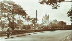 Methley Church 1950s